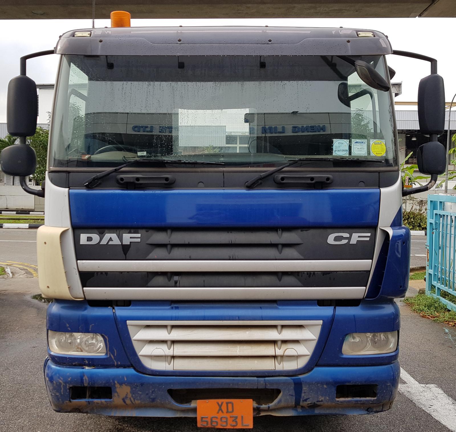 DAF CF85.410 full